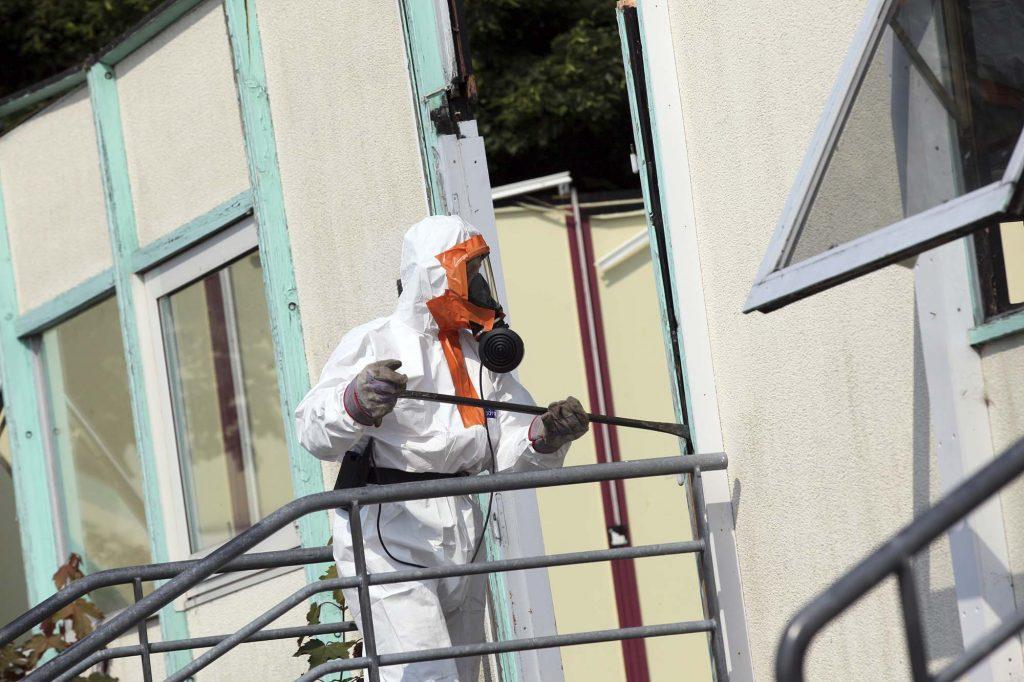 Asbest verwijderen door P3 asbest