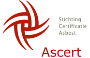 P3 Asbest is Ascert gecertificeerd