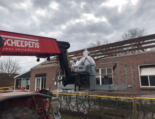 Wanneer moet asbest verwijderd zijn?