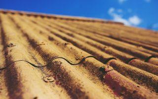 Asbest dakbeschot verwijderen kosten